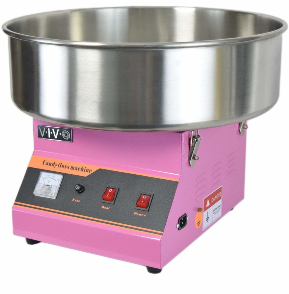 best hard candy for cotton candy maker