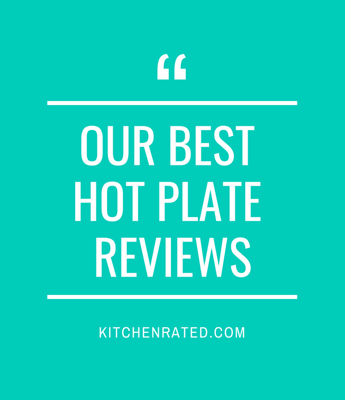 hot plate reviews
