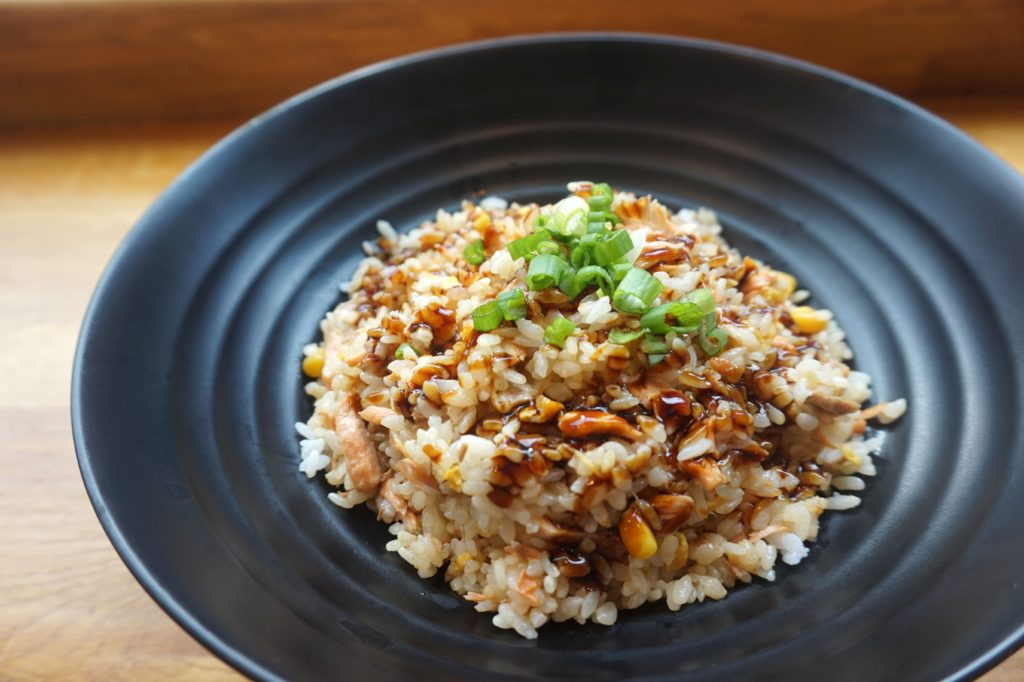 authentic japanese fried rice recipe