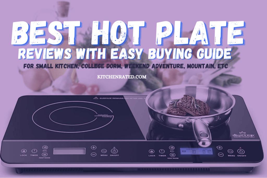 best hot plate reviews